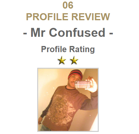 online dating profile example 06